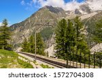 Mountain Landscape Of The...