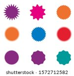 collection of icons badges... | Shutterstock .eps vector #1572712582