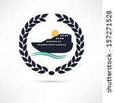 liner icon | Shutterstock .eps vector #157271528