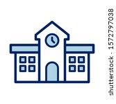 school icon vector design...