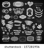 premium quality  guarantee... | Shutterstock .eps vector #157281956