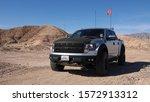 Ford F 150 Raptor Svt Driving...
