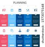 planning  infographic 10 option ...