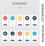 strategy infographic 10 steps...
