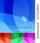 abstract background  | Shutterstock .eps vector #157314992