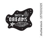 inspirational vector lettering... | Shutterstock .eps vector #1573231525