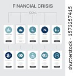 financial crisis nfographic 10...