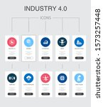 industry 4.0 nfographic 10...