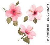 vector stock tropical...   Shutterstock .eps vector #1573298245