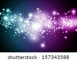 colorful background with some... | Shutterstock . vector #157343588