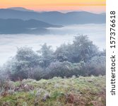 First Frost In The Mountains....