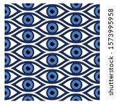 vector of evil eye   turkish...   Shutterstock .eps vector #1573995958