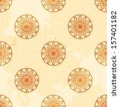 seamless texture ornament....   Shutterstock .eps vector #157401182