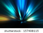 abstract background   rays of... | Shutterstock . vector #157408115