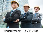 angle view of professional... | Shutterstock . vector #157412885