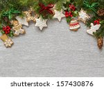 Christmas Silver Background...