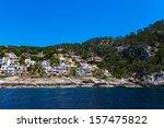 View Of Mallorca Coast ...