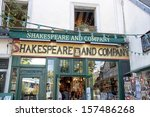 paris   august 23  shakespeare... | Shutterstock . vector #157486268