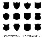 police badge label. military... | Shutterstock .eps vector #1574878312