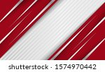 abstract line light silver with ... | Shutterstock .eps vector #1574970442