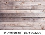 Wooden Background From Boards...