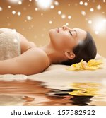 health and beauty concept  ... | Shutterstock . vector #157582922