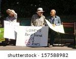 charles olsen and mouner kasem... | Shutterstock . vector #157588982