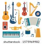 set of vector modern flat...   Shutterstock .eps vector #1575969982