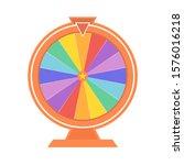 Wheel Of Fortune Vector...