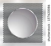 metal background  | Shutterstock .eps vector #157620086