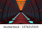 science background fiction... | Shutterstock . vector #1576215325