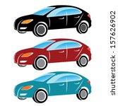 car | Shutterstock .eps vector #157626902