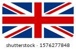 flag of united kingdom....   Shutterstock .eps vector #1576277848
