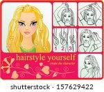 incremental creation of...   Shutterstock .eps vector #157629422