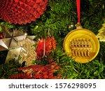 Detail Of The Christmas Tree O...
