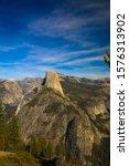 Half Dome  Granite Rock And...