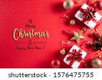 christmas background concept.... | Shutterstock . vector #1576475755