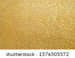 Abstract Gold Glitter Texture...