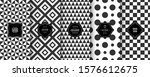 abstract geometric patterns.... | Shutterstock .eps vector #1576612675