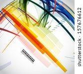 abstract background vector   Shutterstock .eps vector #157676612