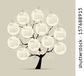 Calendar Tree 2014 For Your...
