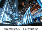Industrial zone  steel...