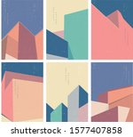 building background with... | Shutterstock .eps vector #1577407858