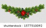 christmas design element for... | Shutterstock .eps vector #1577510092