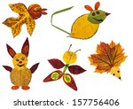Animals Made From The Autumn...