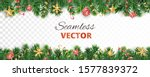 vector christmas decoration... | Shutterstock .eps vector #1577839372
