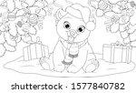 vector illustration  teddy bear ...   Shutterstock .eps vector #1577840782
