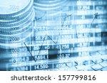 finance data concept   Shutterstock . vector #157799816