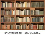 library | Shutterstock . vector #157803362