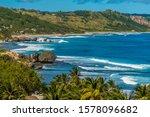 Atlantic Roller Waves Erode The ...